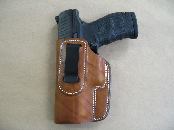 SOB Concealment Holster for AMT 45 Backup Inside Pants IWB Holster Black