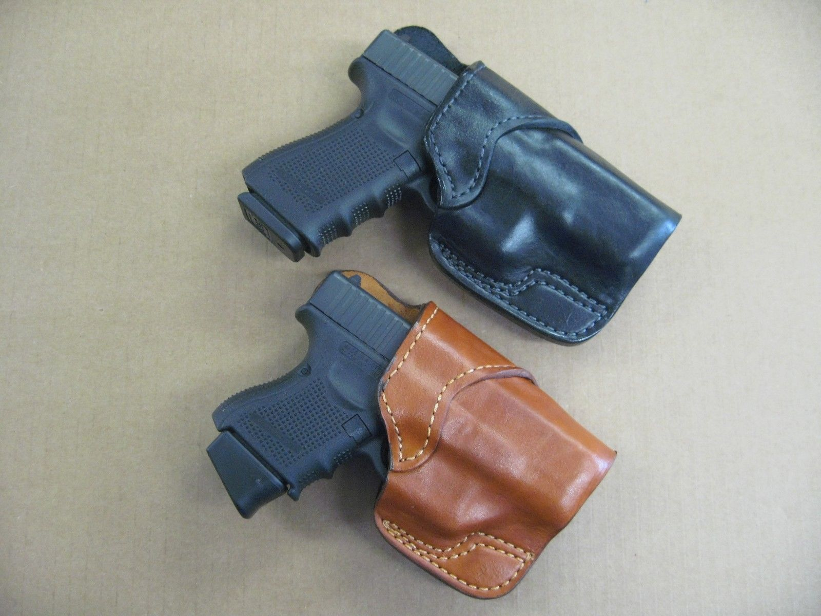 Cross Draw Carry Holster