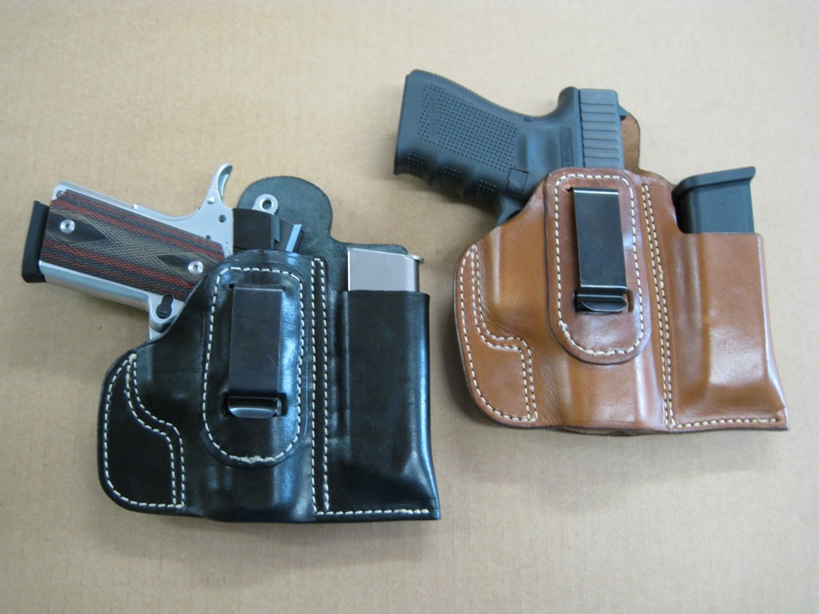 IWB Combo Holster/Mag Pouch