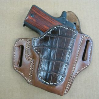 PRO TACTICAL GUN HOLSTER CONCEALED CARRY IWB OWB KIMBER MICRO 9 9mm